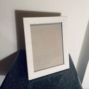 Big white picture frame